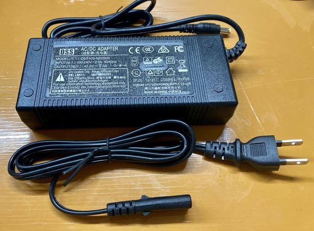 e-cat充電器