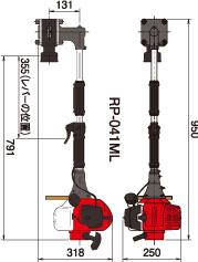 RP-041ml仕様
