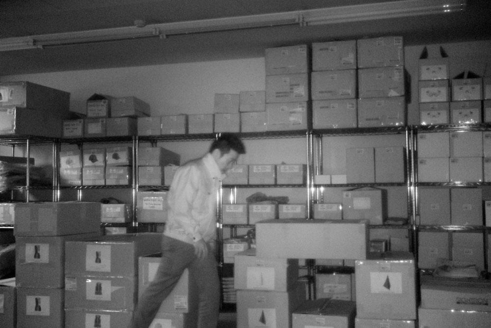 STR-MiNi-倉庫・物置の監視