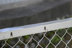 有刺鉄板2フェンス